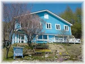 車山高原 ペンション 青空の扉の外観