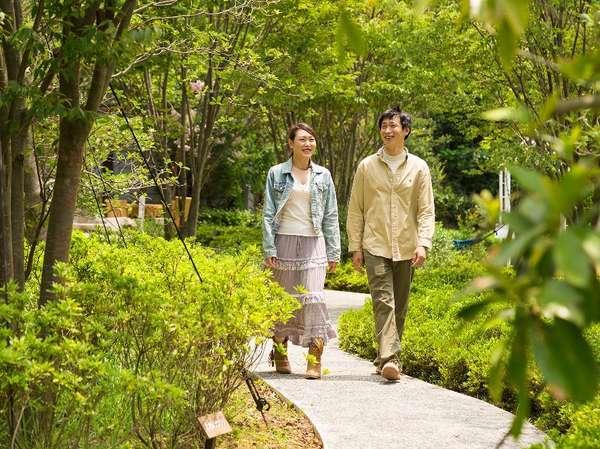 心うららか焼津で過ごす春〜森のカフェで語らいのひと時を〜 夕食ブッフェ