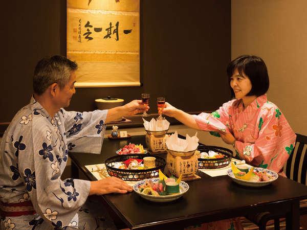 【ワンランク上の食事】 料理にこだわる 駿河の恵・特選和会席プラン