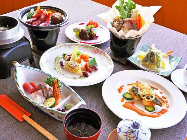 ≪2食付・ときめき≫海風館の基本プラン★牛肉の鉄板焼きをお召し上がりください!