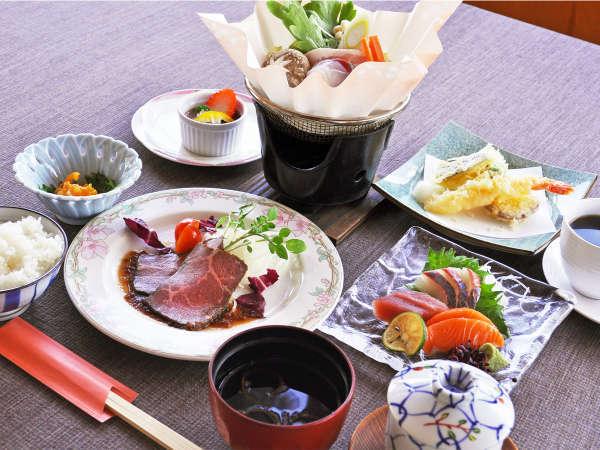 ≪2食付・はちはち和食≫お仕事の方にもお薦め☆海風館の和定食をお楽しみください♪
