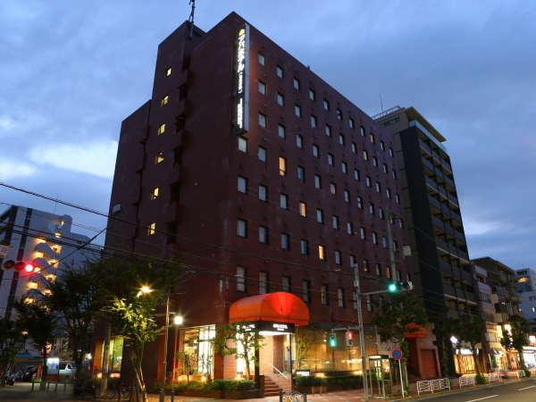 アパホテル<東京木場>の外観