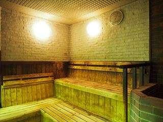 Capsule and Sauna Century(Men Only)