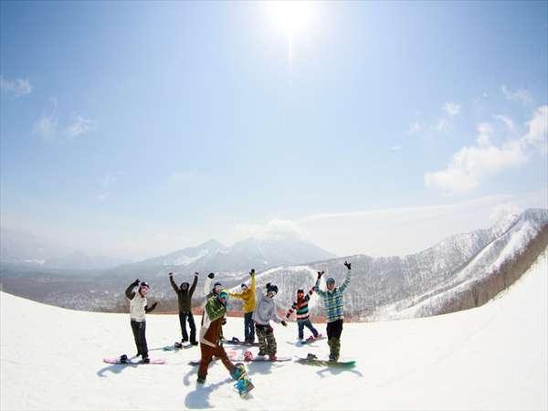 【選べる客室&スキー場】リフト券割引き♪プラン