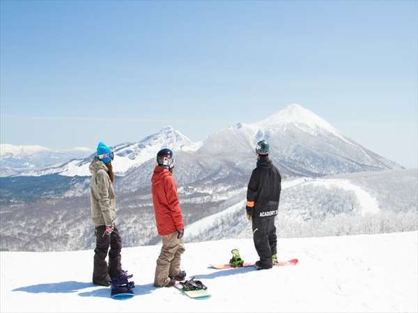 【リフト券付】 アルツ磐梯スキー場 1日券付プラン♪