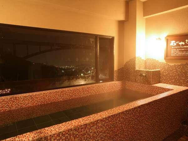 【2階内湯】 「ゲルマニウム半身浴」 ゲルマニウム石で美容と健康・疲労回復を促します(^^)/