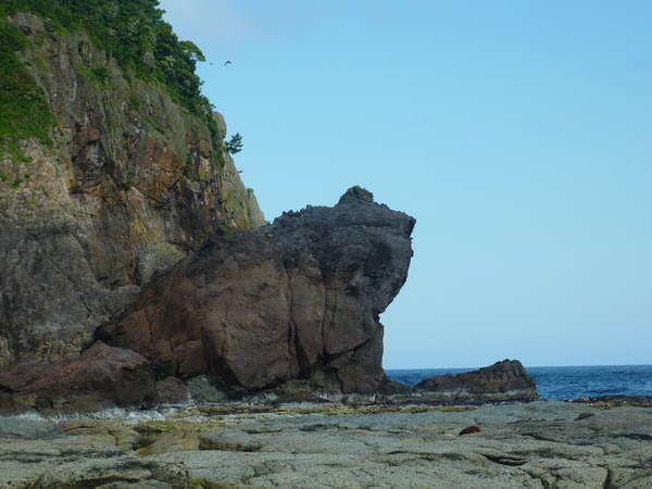 かえる島と料理の宿 双葉荘の外観