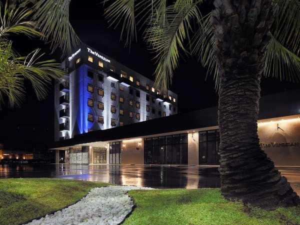 ベネシアンホテル白石蔵王の外観