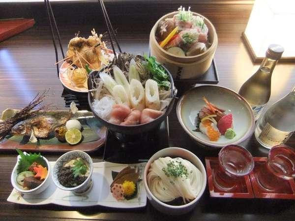 《じゃらん限定》秋田の味を満喫♪名物☆きりたんぽプラン 一泊朝夕食付き