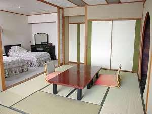 【特別和洋室】当館最高級のスイートルーム
