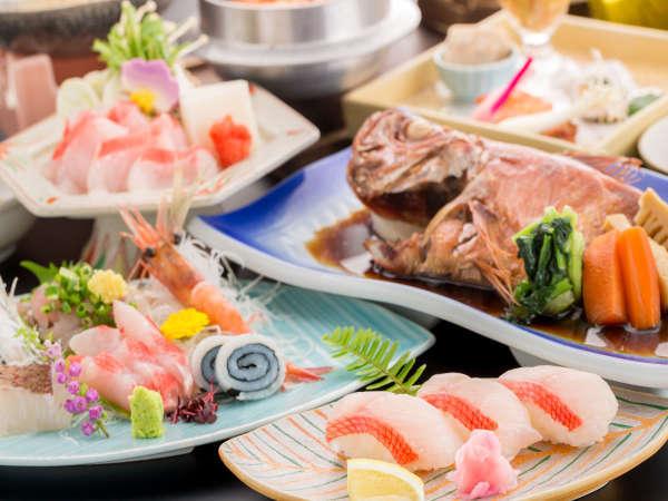 ☆金目尽くしのお料理(イメージ)