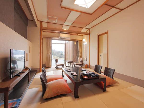 ☆上層階露天風呂付客室(一例)