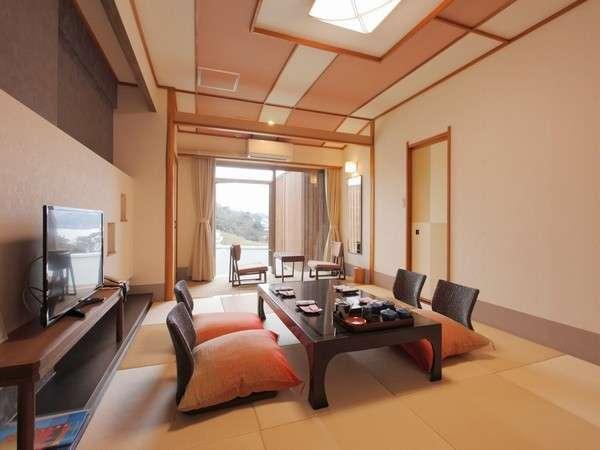4階露天風呂付き客室(禁煙室)