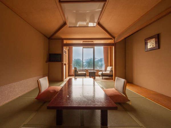 【眺望無し・訳あり】部屋タイプお任せ客室8畳~10畳(客室一例)