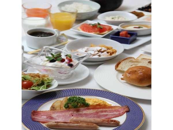 家族旅行にうれしい朝食バイキング&大浴場付♪♪♪