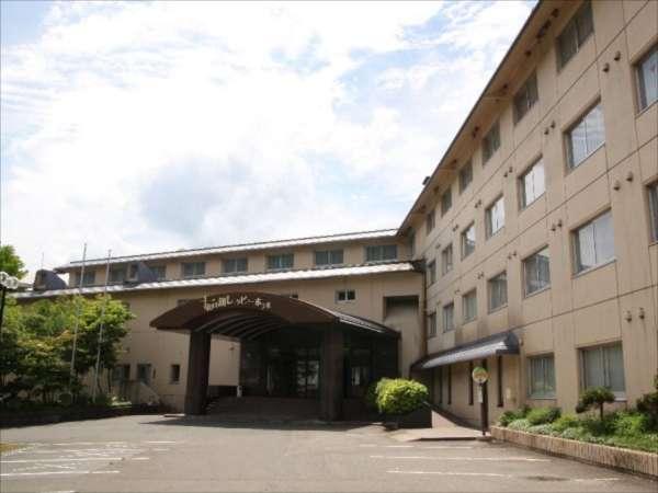 十和田湖レークビューホテルの外観