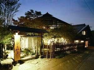 早太郎温泉 和みの湯宿なかやま