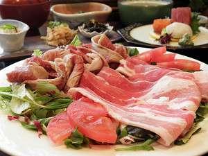 夏の暑さを忘れさせてくれる秋田錦牛と八幡平ポークを冷しゃぶでご賞味