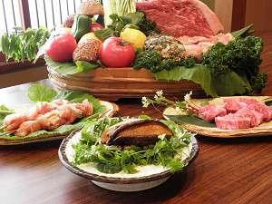 嬉しいもう1品サービス三陸鮑と比内地鶏・秋田錦牛からチョイス♪