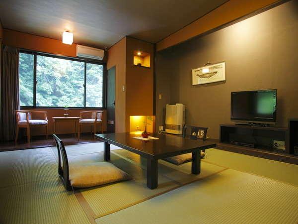 resortの和室すずらん亭。格安でも基本サービスは他のお部屋と同じ。安心してご予約ください。