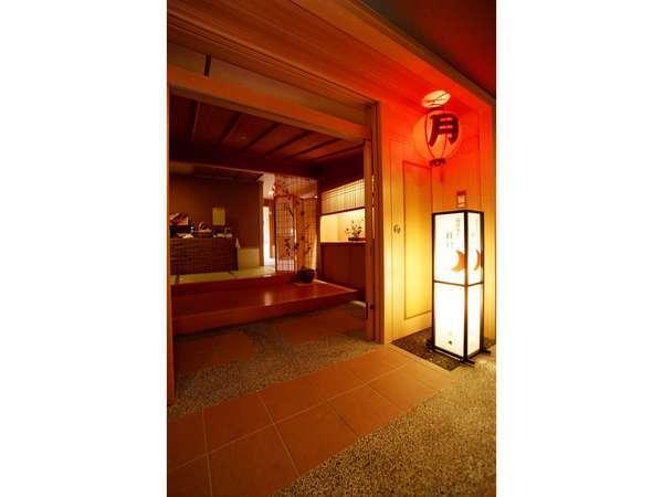 個室食事処「祥月亭」玄関