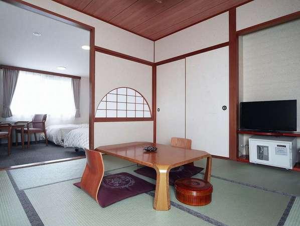 本館和洋室一例