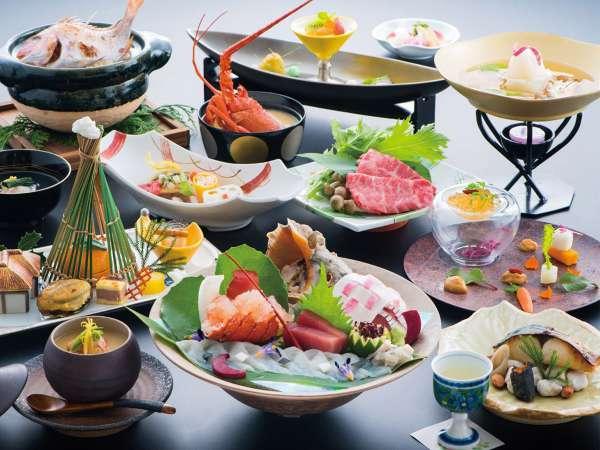 ★【お部屋食・超特選】和食の贅を極めた最高峰〜聚楽〜