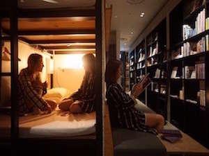 【泊まれる本屋】BOOK AND BED TOKYO FUKUOKAの写真その5