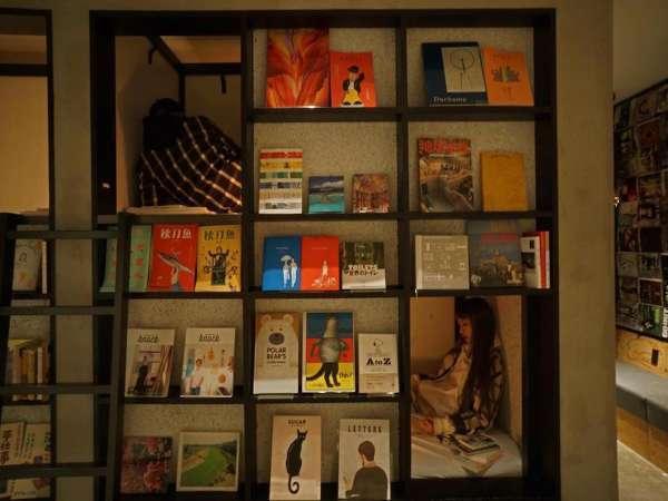 【泊まれる本屋】BOOK AND BED TOKYO FUKUOKAの写真その4
