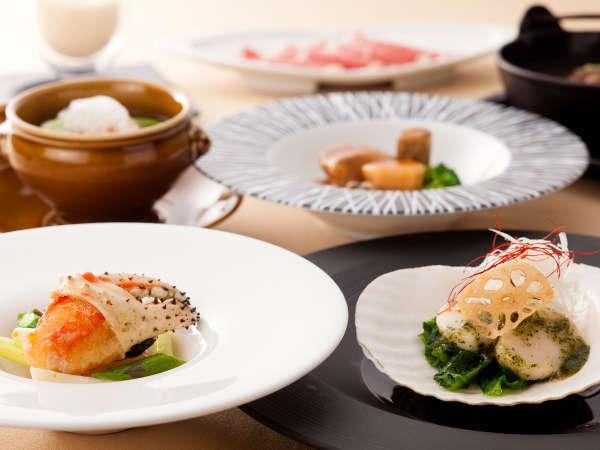 【中国料理 -翠亨園-】本格広東料理を味わうコースディナー&50種以上の朝食ブッフェ