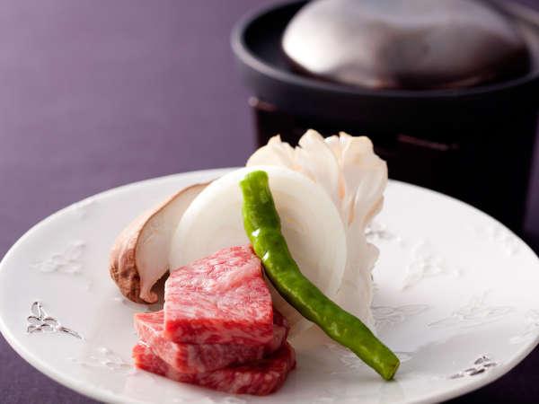 【日本料理 -松風-】世界の神戸ビーフを味わう特撰懐石ディナー&50種以上の朝食ブッフェ