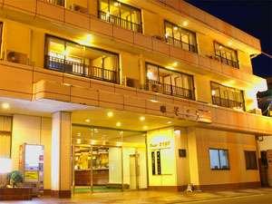 南紀白浜温泉ホテル十河の外観