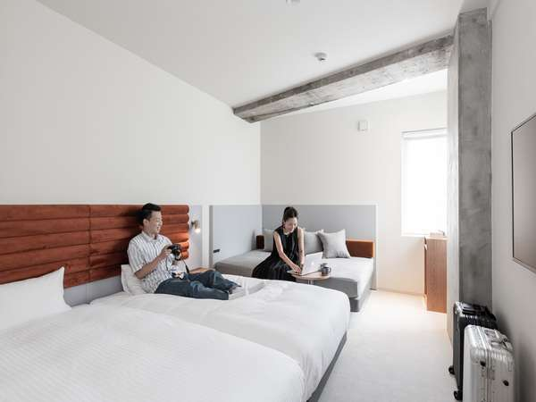 KIRO 広島 by THE SHARE HOTELS(2019年9月13日オープン)の写真その4