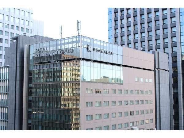 ホテル龍名館東京