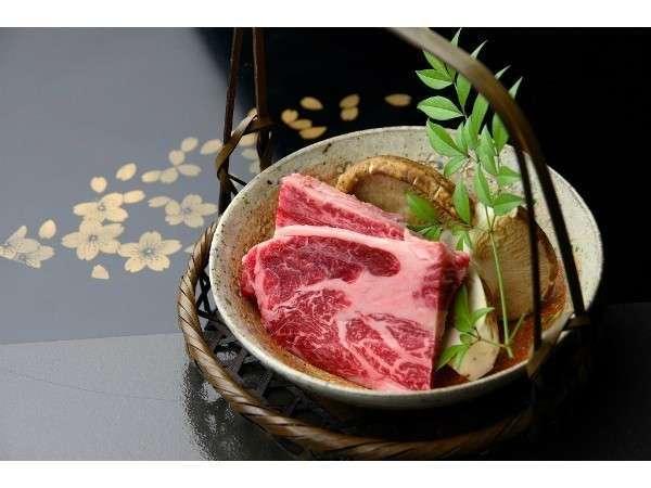 【じゃらん限定プラン】【肉料理アップグレード】 信州プレミアム牛肉 焼肉200g