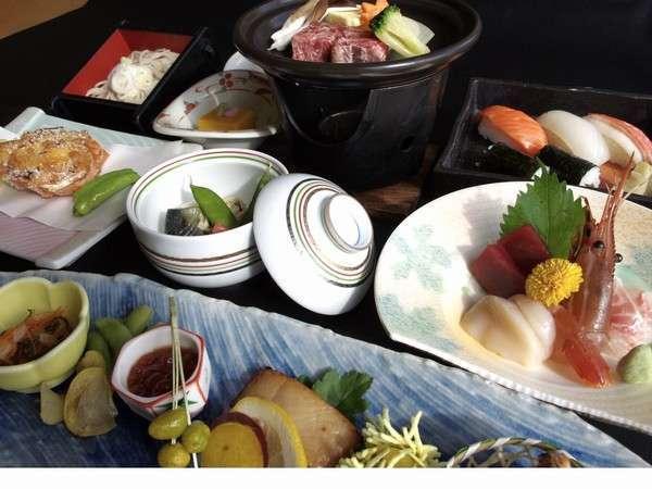ご夕食はプチ贅沢な和食懐石膳【良佳の膳 雅】 和食・洋食お好みの朝食が選べてコスパ抜群♪【美味旬旅】