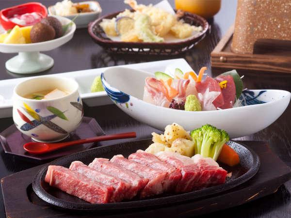 南紀勝浦創立50周年記念ラストキャンペーン熊野牛サーロインコース