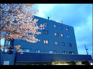 ホテル喜登の外観
