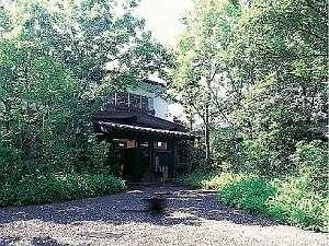 木立の中の宿 清流荘