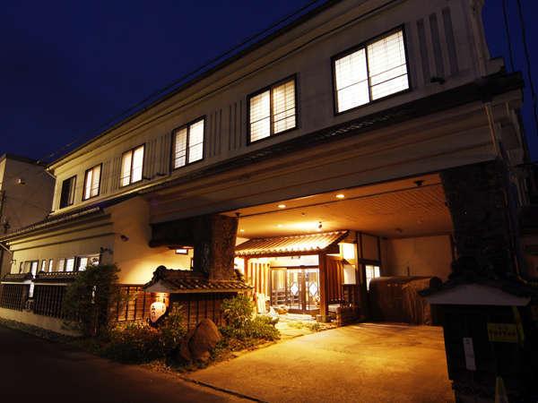 湯谷温泉 旅荘みつい