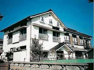 民宿美浜荘の外観