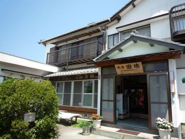 民宿 田端の外観
