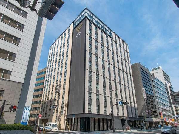 ホテルビスタプレミオ大阪[本町](2020年4月OPEN)の写真その1