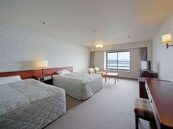 【部屋】レイクツイン23平米◆湖側/喫煙