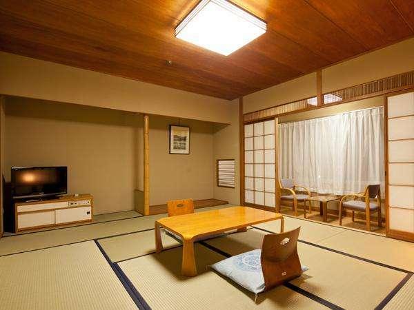 【部屋】旅館のような寛ぎを求める方には和室が◎