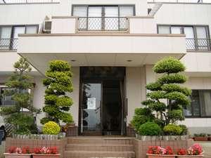 旅館 南荘の外観