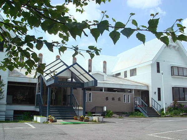 蓼科荘の外観