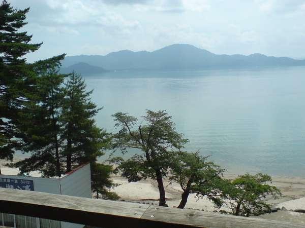 貸切展望露天から望む田沢湖 写真提供:じゃらんnet