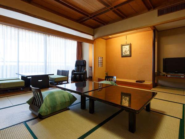 【客室で選ぶ】「スーペリア客室」藤の棟 Aタイプ(和室、マッサージ機付確約)