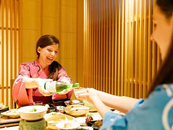 【女子旅】葉渡莉で楽しむ、おしゃべり温泉お泊り会